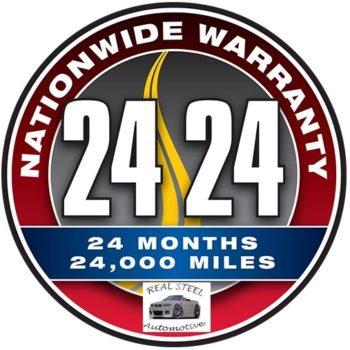 24 24 warranty